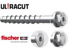 Fischer UltraCut FBS II шуруп бетон крепление анкерное анкер монтаж