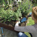 Gardena комбисистема совок цветочный прополка грабли мини насадка