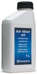 Husqvarna Air filter oil масло фильтр воздушный пропитка смазка смазочный материал
