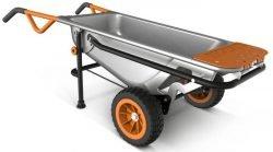 Worx Aerocart WG050 тачка тележка Иатек садовая многофункциональная трансформер