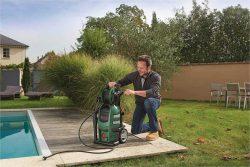 Bosch AQT 150 мойка высокого давления