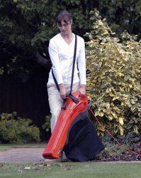 Flymo Garden Vac 2500 воздуходувка пылесос электрическая воздуходув