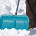 Gardena комбисистема лопата снег насадка рукоятка снежная