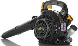 McCulloch GBV345 воздуходувка пылесос бензиновая воздуходув садовый