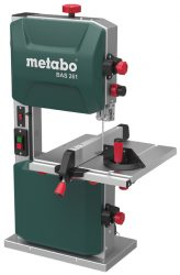 Metabo BAS 261 пила ленточная станок ленточнопильный лента