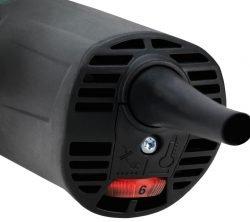 Metabo WEV 17 125 Quick УШМ углошлифовальная машина всасывающие отверстия компактная одноручная мощность повышенная