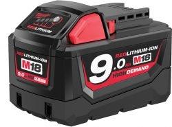 Milwaukee M18 B9 аккумулятор 18 В 9 А ч аккумуляторная батарея