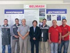 Белмаш станки производство завод