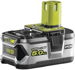 Ryobi One+ RB18L50 аккумулятор батарея 5 А ч 18 В новый емкость