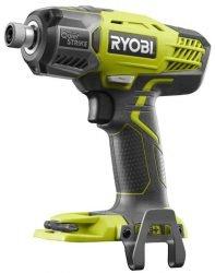 Ryobi QuietStrike винтоверт R18QS 0 Oil Pulse аккумуляторный импульсный One+