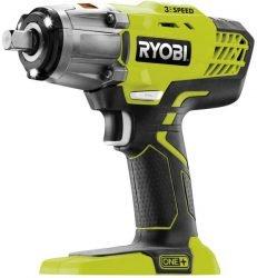Ryobi R18IW3 0 гайковерт импульсный ударный One+ трехскоростной аккумуляторный система 18 В