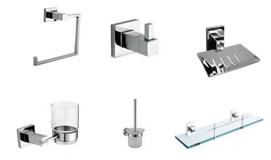 Nofer Barcelona аксессуары для ванной комнаты