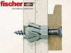 Fischer PD дюбель гипсокартон листовой материал лист