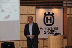 Husqvarna Павел Хайман Pavel Hajman президент дивизион концерн Group