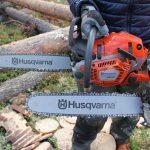 Husqvarna X Cut SP33G H30 цепь пильная 450 550XP сравнение новая старая бензопила