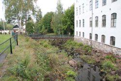 Husqvarna завод музей заводской строения здания исторические Huskvarna Хускварна Йенчепинг Швеция город