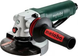 Metabo DW 125 Quick углошлифовальная машина УШМ пневматическая болгарка
