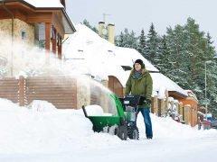 Caiman Valto 28Si снегоотбрасыватель снегоуборщик