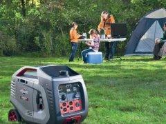 Briggs&Stratton генератор мини-электростанция новинки