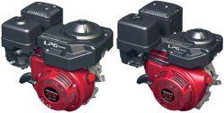 Газовые двигатели Honda GX200T2 LPG GX390T2 LPG