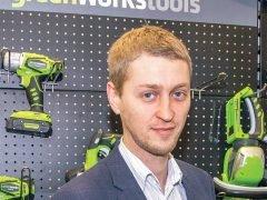 GreenWorks Ицко Дмитрий
