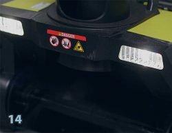 бесщёточный двигатель аккумуляторный снегоуборщик