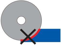 самозатачивание абразив круг диск