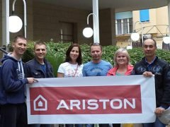 Победители акции Ariston Купи и лети