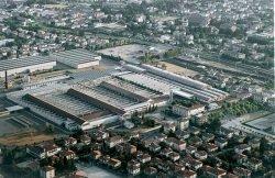 Завод Baxi, Италия