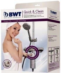 Картриджный мини-умягчитель BWT Quick&Clean