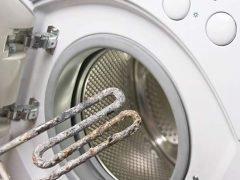 Нагревательный элемент стиральной машины