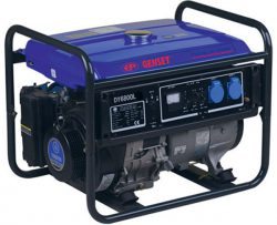 EP Genset DY 6800 L генератор
