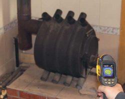 тест тепловизора DeWALT DCT416D1 отзывы испытания