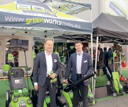 GreenWorks Кёльн Colon Гринворкс