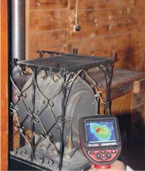 тест тепловизор Condtrol IR-Cam