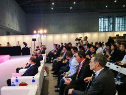 Выставка CIHS 2016 Sino EU Hardware Forum Китайско Европейский инструментальный форум