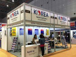 Выставка CIHS 2016 экспозиция Южная Корея China International Hardware Show