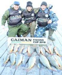 Турнир рыбная ловля Caiman Fishing Cup 2016 Unisaw Group Юнисоо