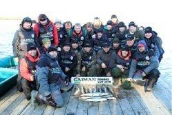 Caiman Fishing Cup 2016 турнир рыбная ловля Unisaw Group Юнисоо