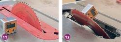 Домик кошка Jet JTS 250CSX настольная циркулярная дисковая пила станок
