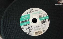 круг отрезной рельс резка ISMA flex A 24 RBF ИСМА железнодорожный абразивный
