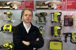 Руслан Лазор Ryobi представительство AEG Milwaukee TTI российское концерн бренд
