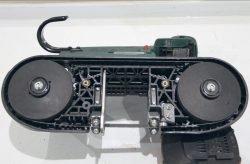 Metabo MBS 18 LTX пила ленточная аккумуляторная лента 2.5