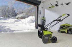 Ryobi RST36B51 аккумуляторный снегоуборщик