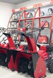 Honda Технодача садовая силовая техника салон