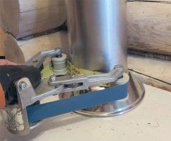 Fein RS 12–70 E труба нержавека