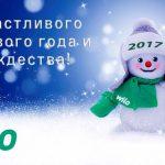 Новый 2017 год Wilo Вило компания