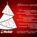 Новый 2017 год Rebir Ребир компания