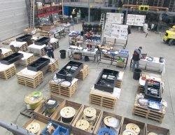 Europower Бельгия генератор Технодача
