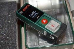 Bosch Zamo дальномер лазерный цифровой